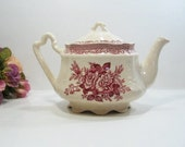 Arthur Wood Vintage Teapot