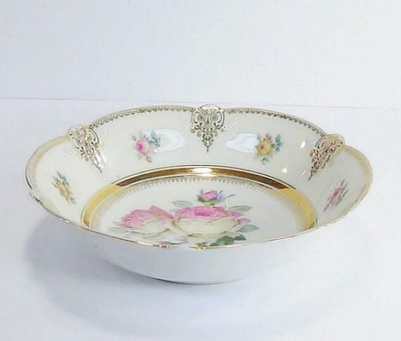 RESERVED LISTING Vintage Serving Bowl Made In Germany
