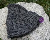 Dark Grey Hatlet
