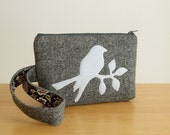 ON SALE....The Harris Tweed Woodland Wristlet Collection