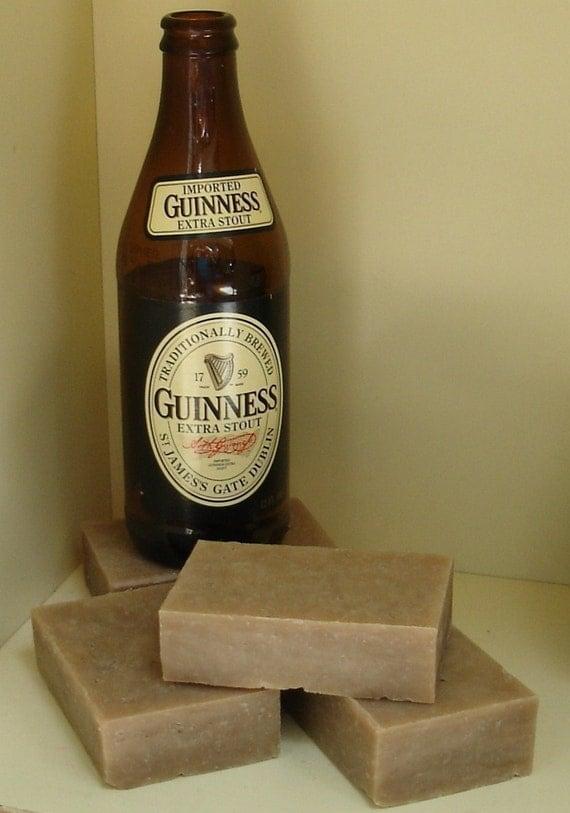 Irish Beer Soap Bar