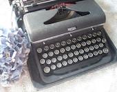 Royal Aristocrat Typewriter  48 Awesome Keys