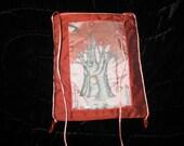 Purse or Tarot Bag Hanged Woman