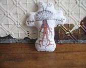 Mandrake, A Plushie Doll