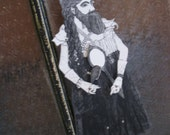 The Bearded Lady, A Paper Doll, Size Large