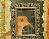 Caged Bird Magnet