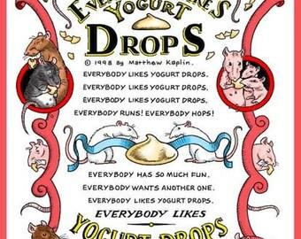 The Yogurt Drop Song