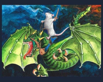 Dragonrider card