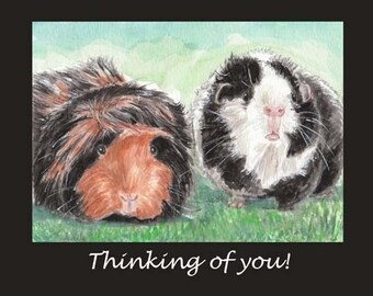 2 Piggies Thinking of you