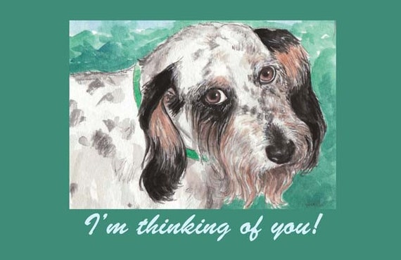Millie Thinking of You