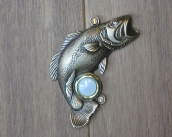 Large Mouth Bass Doorbell