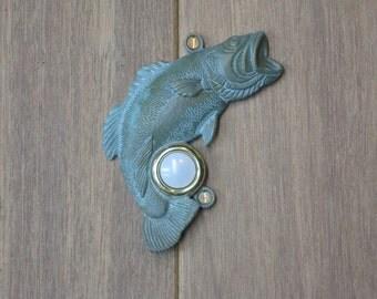 Verdigris Largemouth Bass