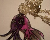 Purple Sister Octopuses