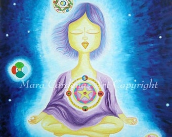 Mandala Inside PRINT
