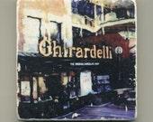 Ghirardelli Square in San Francisco - Original Coaster