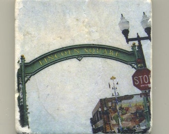 Chicago Brauhaus- Original Coaster