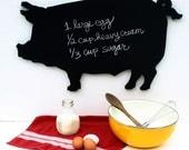 The PIG Chalkboard