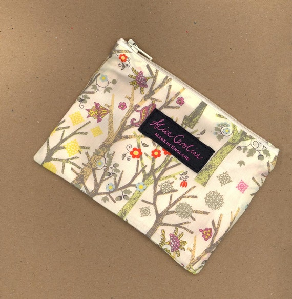 Tuesday Trees Liberty of London Fabric Coin Purse