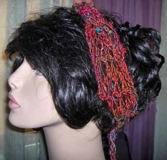 BHB Summer Wild Side Recycled Silk Headband