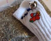 Baby Sock Catnip Toy