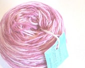 Hand dyed superwash merino sock yarn with nylon Supersock Sugar 1.9ozs 190yds approx  4ply ONE ONLY