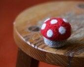 Mushroom Keepsake Box