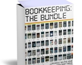 Bookkeeping for Etsy - The Bundle