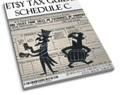 Etsy Help - Schedule C - IRS - Etsy Taxes Guide