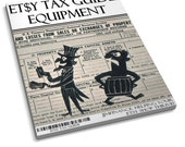 Taxes for Etsy - Tax Form - Equipment Tax Guide