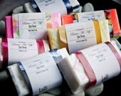 Buy 3 Bar Soaps, Get 1 Free...you pick the scents. Hostess Gift, Birthday Gift, Mom Gift, Handmade Soap Gift