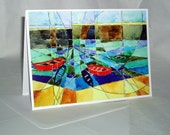 Greeting Card - Summer in Mousehole