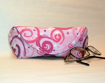 Eyeglass Case or Sunglass Case - Celebration