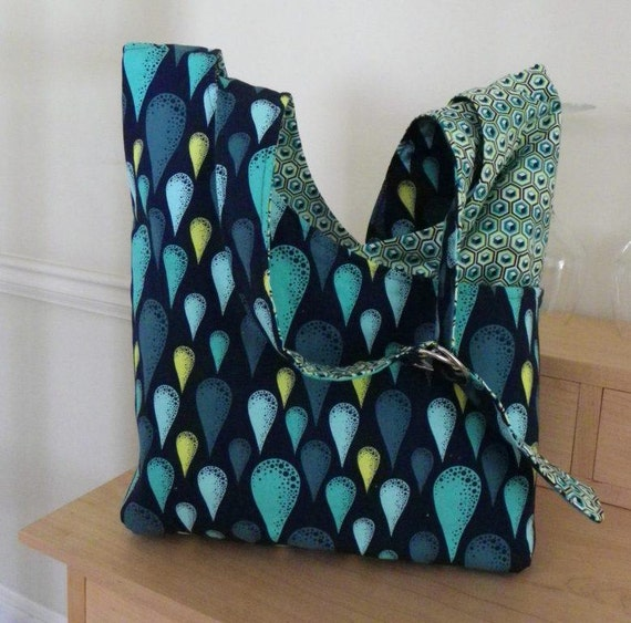 Crisscrossed Bag Pattern