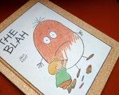 SALE 50% OFF - The Blah -- 1970 childrens book by Jack Kent -- hardback