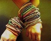TwIsTeD Telephone Wire Bracelets Variety Pack (5 Bracelets)