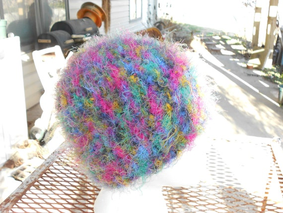 Cro Wig Stripe Multi Color Adult