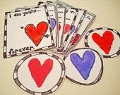 Valentines Day Lovin' Scrapbook Set