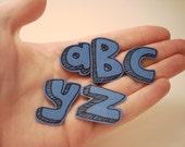 Jelly Bean Alphabet Set