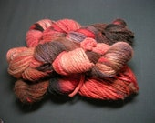 Roasting Chestnuts Merino Bulky Hand Dyed Yarn