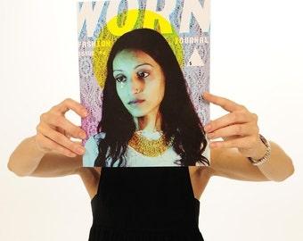 issue four Worn Fashion Journal