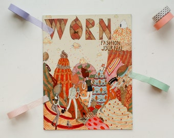 issue no.5 WORN Fashion Journal (limited quantities)