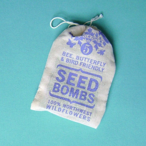 Pacific Northwest Seed Bombs