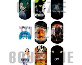 Broadway Musical Dog Tags