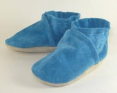 Soft Sole Leather Baby Shoes 12 to 18 Month Eco Friendly