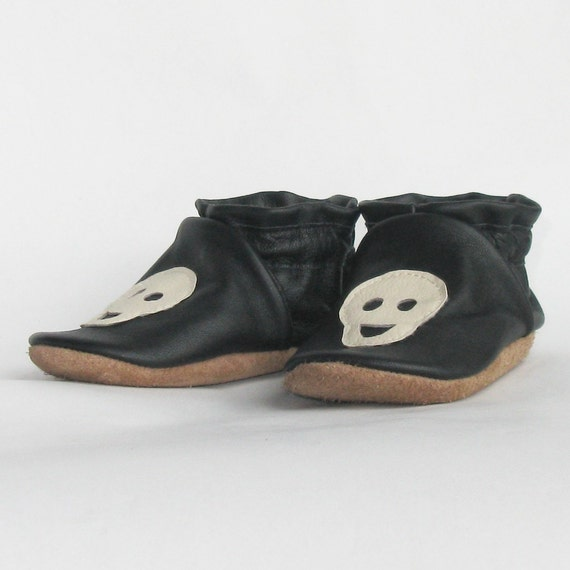 Happy Skulls 12 18 Month Baby Shoes