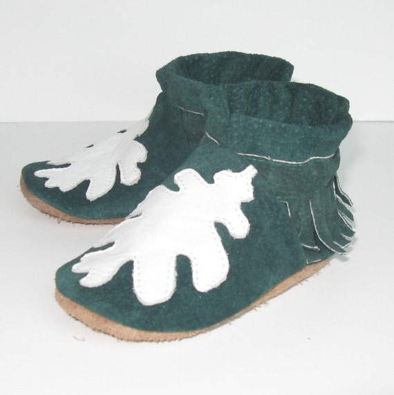 Baby Shoes Moccasins 12 18 Month