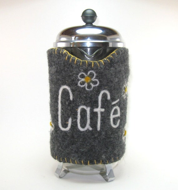 how to use a french press coffee pot