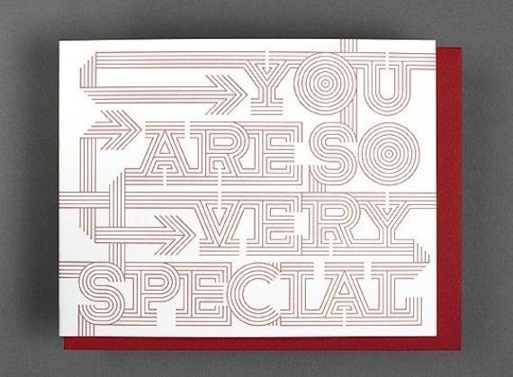 So Very Special