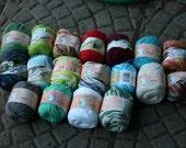 SALE - MASSIVE DESTASH - Cotton Dishcloth Lot