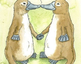 Platypus Lovers